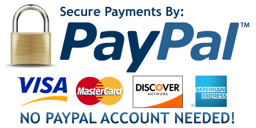 Secure Payment Types