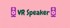 vr speaker