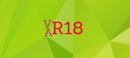 VR AR 18