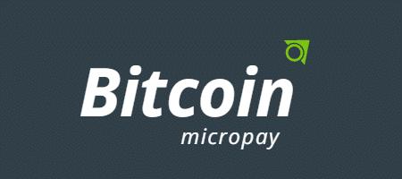BitcoinMicropay.com